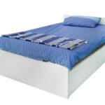 מיטה וחצי גב ישר
